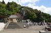竹生島上陸
