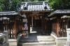 伊豆神社拝殿