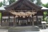 揖夜神社拝殿