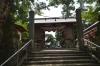 揖夜神社神門