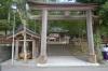 熊野大社木鳥居