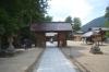 須佐神社神門