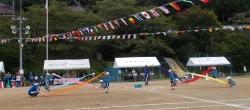 北小学校・きた幼稚園運動会 2017 2