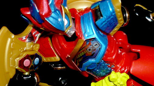 仮面ライダーパラドクス パーフェクトノックアウトゲーマー レベル99