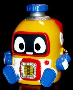 ヘボット!ソフビシリーズ ヘボット