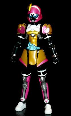 仮面ライダーポッピー ときめきクライシスゲーマー レベルX