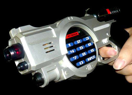 重甲ビーファイター サウンド入力銃 インプットマグナム