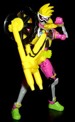 仮面ライダーエグゼイド バイクアクションゲーマー レベル0