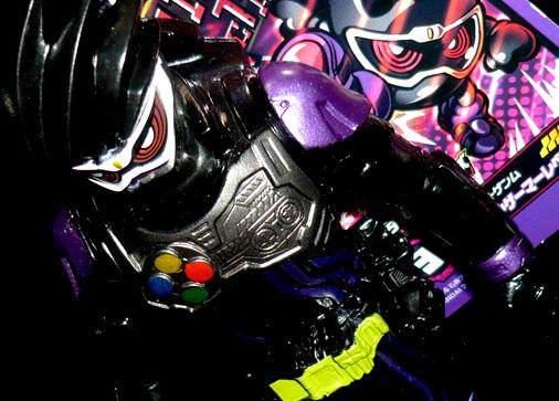 仮面ライダーゲンム アクションゲーマー レベル2