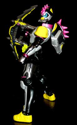仮面ライダーレーザーターボ バイクゲーマー レベル0