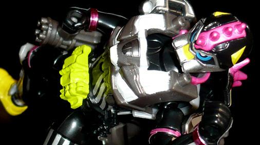 仮面ライダーレーザーターボ プロトコンバットバイクゲーマー レベル0