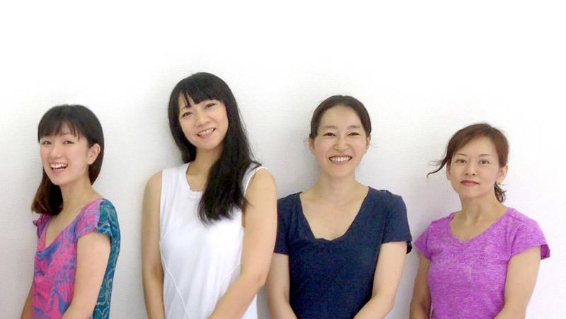RAVISTA(ラヴィスタ) 二条スタジオ インストラクター 京都ヨガ・IYC京都