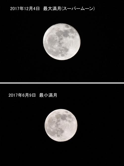最大最小満月比較-1