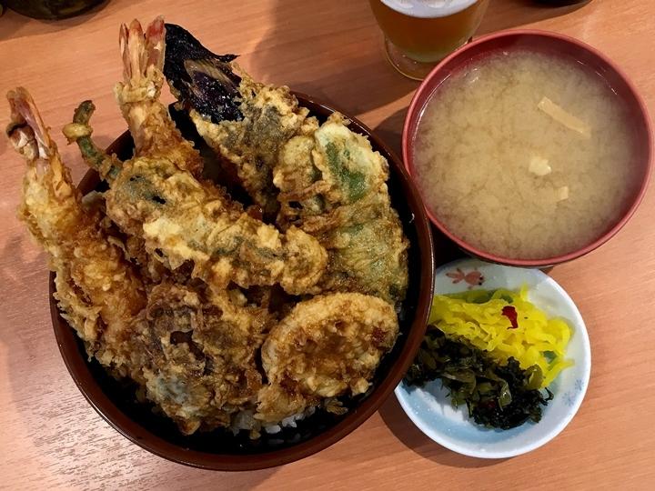 天ぷら豊野