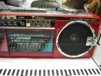 SHARP WカセットQT-Y7重箱石06