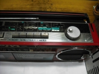 SHARP WカセットQT-Y7重箱石08