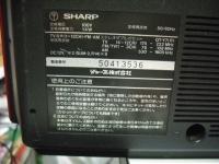 SHARP WカセットQT-Y7重箱石18