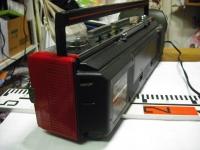 SHARP WカセットQT-Y7重箱石14