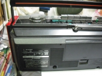 SHARP WカセットQT-Y7重箱石19