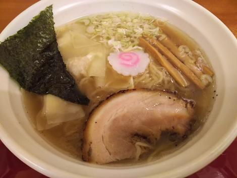 いかくちワンタン麺