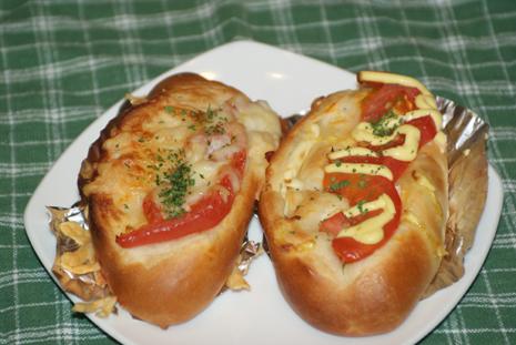 トマトチーズインロール