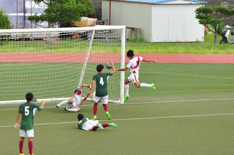 2017東海リーグ第10節vs常葉大学浜松キャンパスFC-2