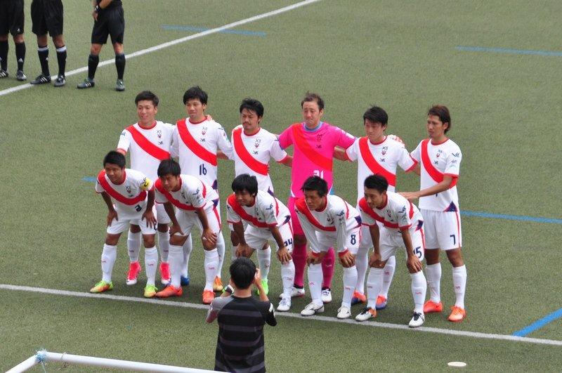 2017東海リーグ第10節vs常葉大学浜松キャンパスFC