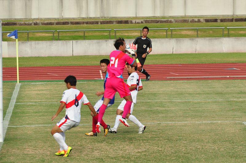 2017東海リーグ第11節vsChukyo univ FC-6