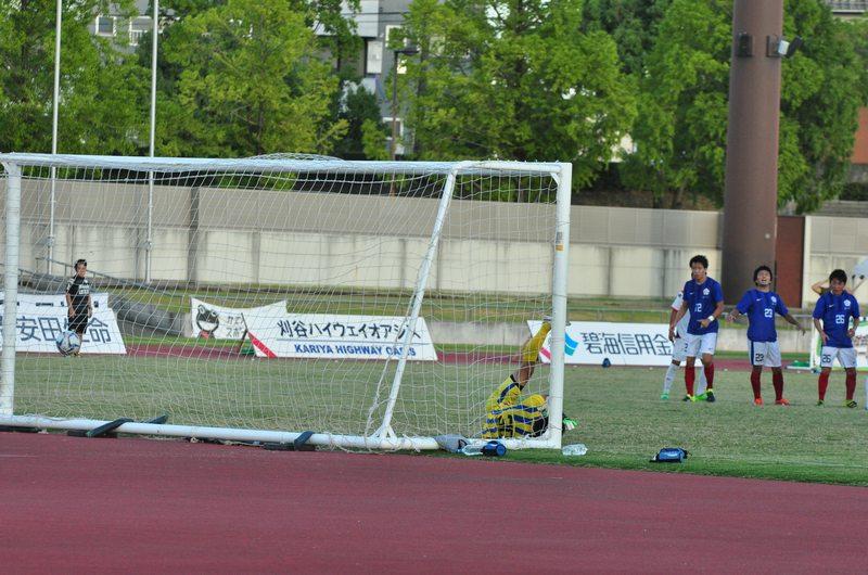 2017東海リーグ第11節vsChukyo univ FC-3