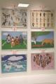 170729 おがわじゅり「馬のイラスト展-04