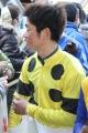 180101 2018年川崎競馬初日 騎手お出迎え-08
