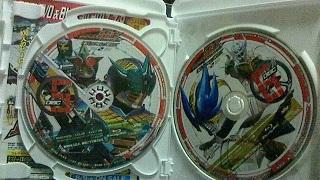 2巻のディスク