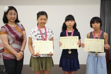 20170715 第11回小学生女子名人せ中部大会