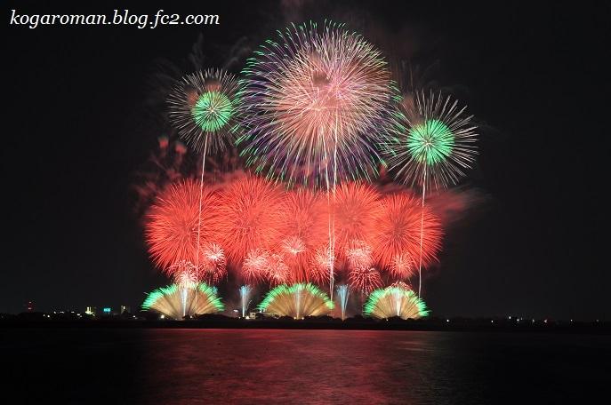 2017古河花火大会4