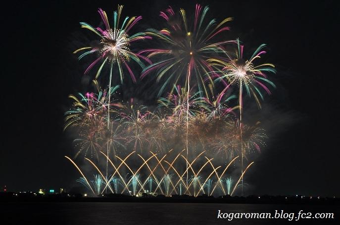 2017古河花火大会5