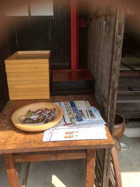 紀美野町のパン屋「岳人」さん03