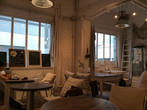 cafe fouet さんのベーグルサンド07