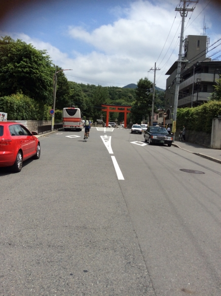 京都研修2017-05 京都大学