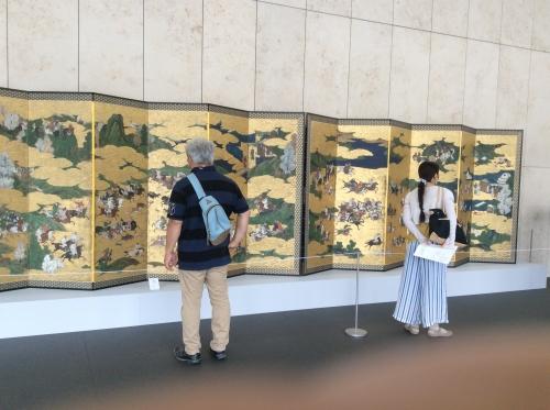 京都研修2017-14 京都国立博物館