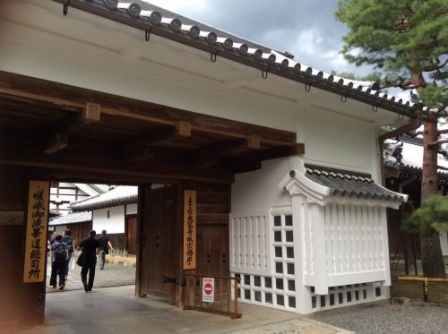 京都研修2017-47 大覚寺