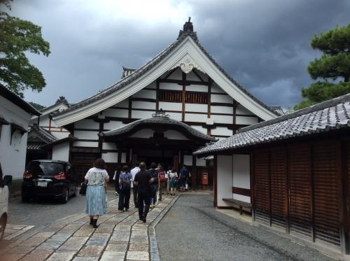 京都研修2017-48 大覚寺