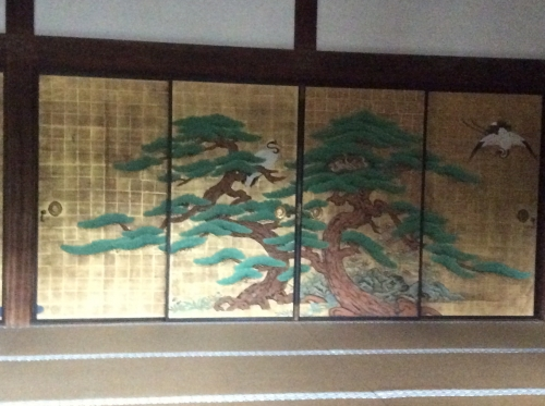京都研修2017-57 大覚寺