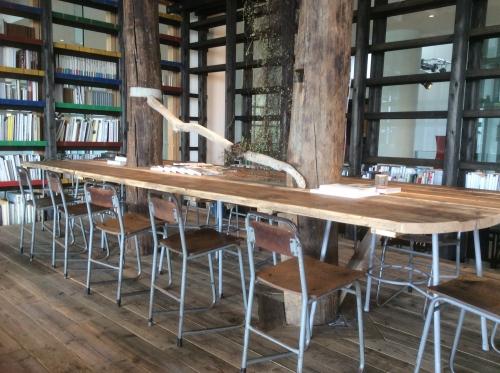 和歌山近代美術館内レストラン2017.3-02