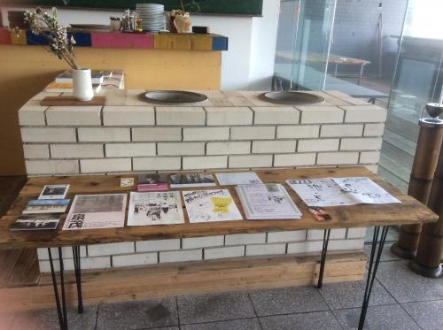和歌山近代美術館内レストラン2017.3-07