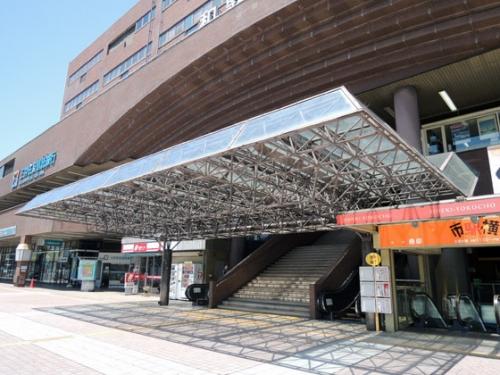 南海和歌山市駅2017.9-02