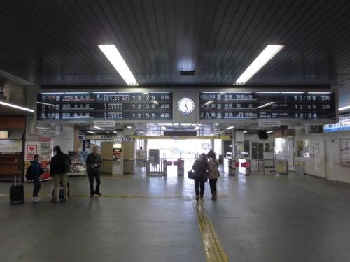 南海和歌山市駅2017.9-05