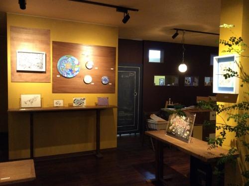 器とカフェと・・・扉2017-05