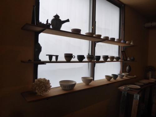 器とカフェと・・・扉2017-10