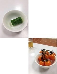美味しい野菜!