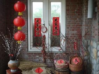 中国の田舎っぽい
